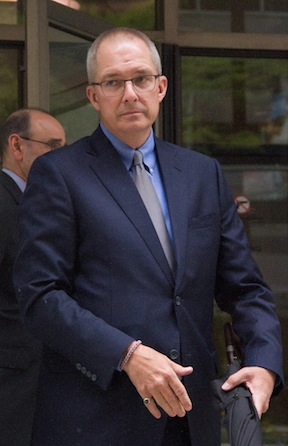 John Estey leaves federal courthouse yardbird.com