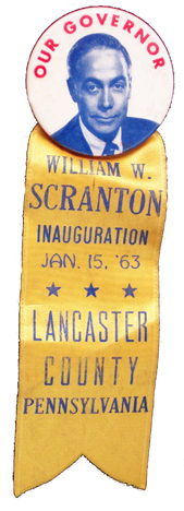 Bill Scranton badge